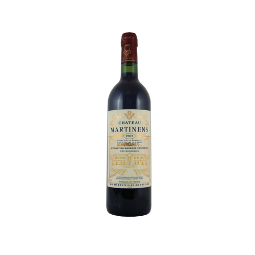 Chateau Martinens Cru Bourgeois Red 75cl