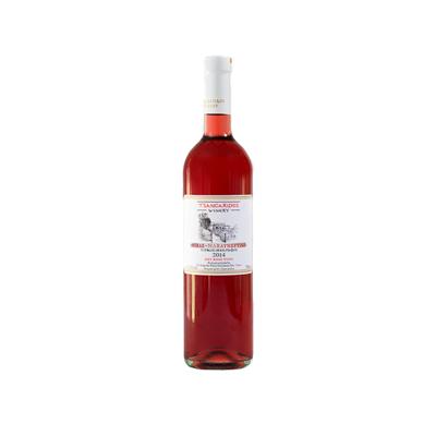 Tsangarides Shiraz/Maratheftiko Rose Medium Dry 75cl