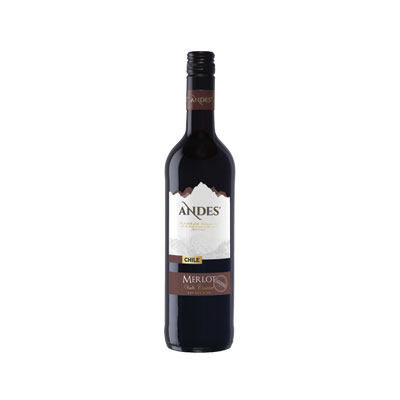 Andes Merlot 75cl