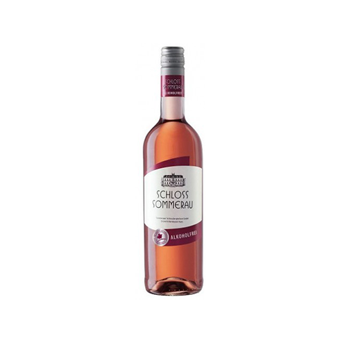 Peter Mertes Schloss Sommerau Rose Sweet Alcoholfree 75cl