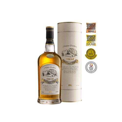 omar bourbon taiwan whisky